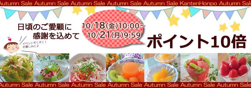 10/18(金)10:00-10/21(月)9:59ポイント10倍