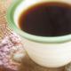 コーヒー寒天ゼリー